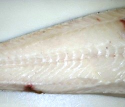 Chilean Sea Bass, Fillet, Skin On